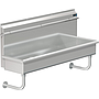 PALUXY 60 INCH TROUGH URINAL W/FLUSH PIPE